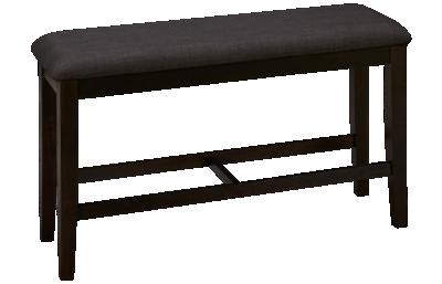 Jofran American Rustics Counter Bench