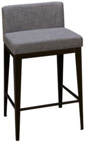 "Amisco Ethan XL 26"" Stationary Stool"