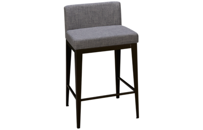 Amisco Ethan XL Stationary Counter Stool