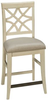 Klaussner Home Furnishings Trisha Yearwood Home Nashville Counter Stool