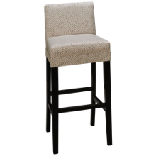 Container Marketing Taryn Upholstered Bar Stool