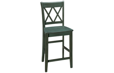 Ashley Mestler Stationary Counter Stool