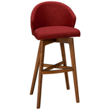 Canadel Downtown Stationary Bar Stool
