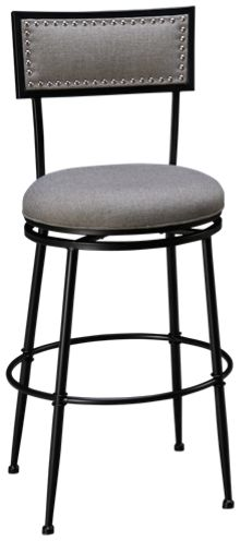 Hillsdale Furniture Theilmann Swivel Bar Stool