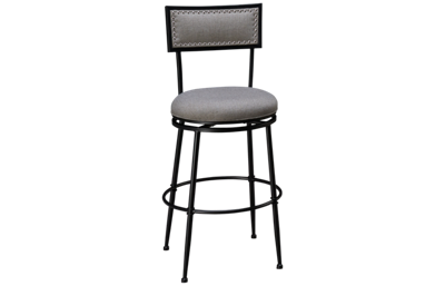Hillsdale Furniture Theilmann Swivel Bar Stool