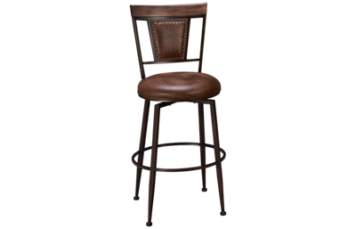 "Hillsdale Furniture Danforth 30"" Swivel Bar Stool"