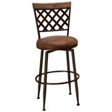 Hillsdale Furniture Greenfield Swivel Bar Stool