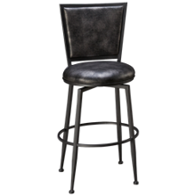 Hillsdale Furniture Rockvale Swivel Bar Stool