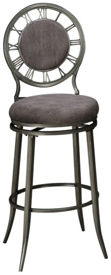 Hillsdale Furniture Big Ben Swivel Bar Stool