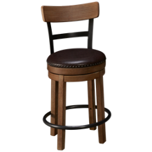 Ashley Pinnadel Swivel Counter Stool