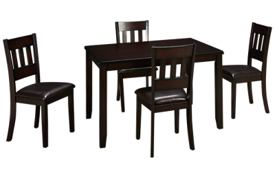 Jofran Prairie 5 Piece Dining Set