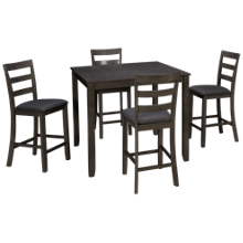 Ashley Bridson 5 Piece Counter Height Dining Set