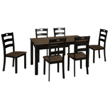 Ashley Froshburg 7 Piece Dining Set