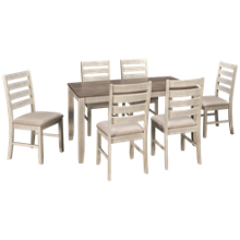 Ashley Skempton 7 Piece Dining Set