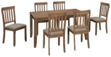 Ashley Matilone 7 Piece Dining Set
