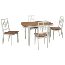 Ashley Brovada 5 Piece Dining Set