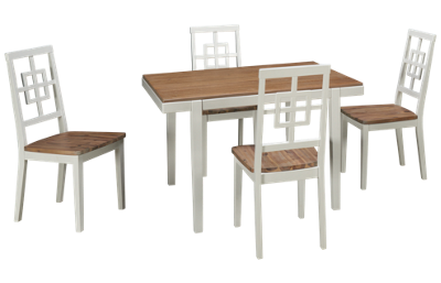 Ashley Brovada 5 Piece Dining Set