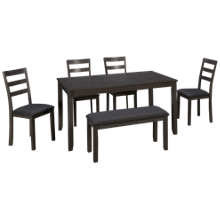 Ashley Bridson 6 Piece Dining Set