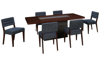 Casana Sarah Richardson Boulevard 7 Piece Dining Set