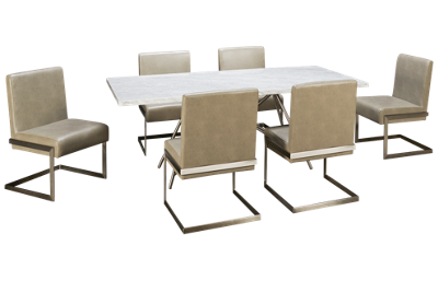 Modus Coral 7 Piece Dining Set