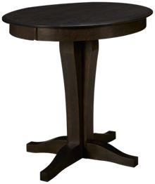 Canadel Canadel Davy's Grey Pub Table