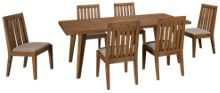 Casana Casablanca 7 Piece Dining Set
