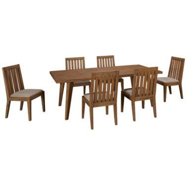 Peachy Casana Casablanca 7 Piece Dining Set Caraccident5 Cool Chair Designs And Ideas Caraccident5Info