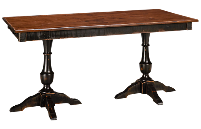 Canadel Champlain Pedestal Table