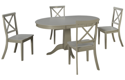 Jofran Everyday Classics 5 Piece Dining Set