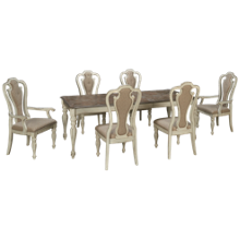 Liberty Furniture Magnolia Manor 7 Piece Dining Set