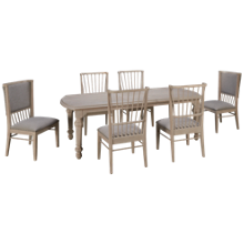 Universal Cottage 7 Piece Dining Set