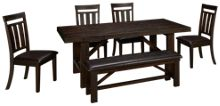 Jofran Kona Grove 6 Piece Dining Set