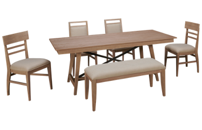 Kincaid The Nook 6 Piece Dining Set