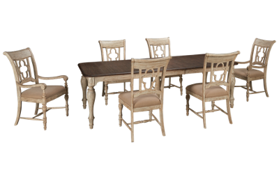 Kincaid Weatherford 7 Piece Dining Set