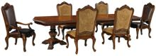 Universal   Villa Cortina 7 Piece Dining Set