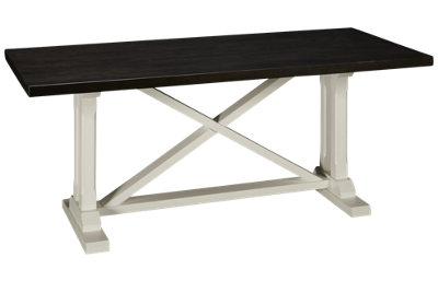 Whitewood Industries Alexa Rectangular Dining Table
