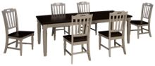 Jofran Orchard Park 7 Piece Dining Set