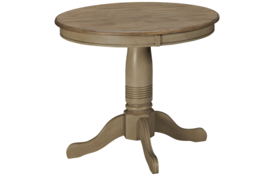 "Winners Only Ridgewood 36"" Round Dining Table"
