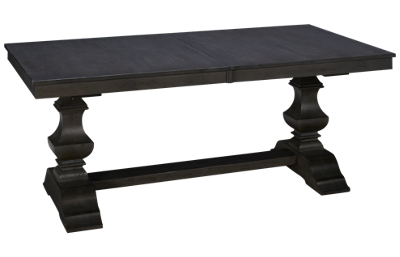Whitewood Industries Banks Rectangular Dining Table