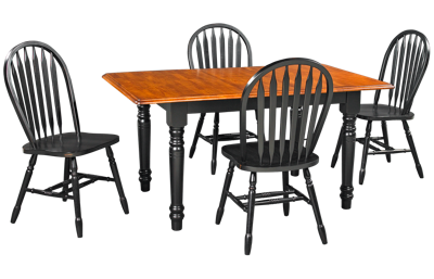 Sunset Trading Sunset 5 Piece Dining Set