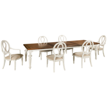 Universal Summer Hill 7 Piece Dining Set
