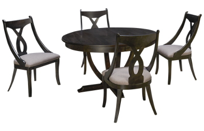 Canadel Classic 5 Piece Dining Set