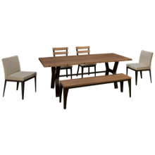 Amisco Parade 6 Piece Dining Set