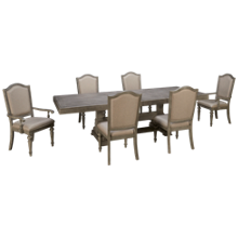 Klaussner Home Furnishings Windmere 7 Piece Dining Set