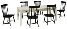 Magnolia Home 7 Piece Dining Set