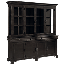 Magnolia Home Showcase Buffet Base and Hutch