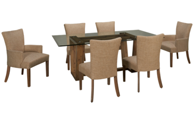 Container Marketing Simplicity 7 Piece Dining Set