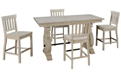 Magnussen Bronwyn 5 Piece Counter Height Dining Set