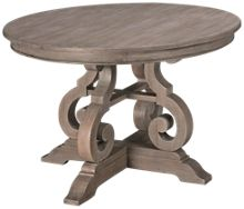 "Magnussen Tinley Park 48"" Round Dining Table"