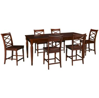 Super Aspen Cambridge 7 Piece Dining Set Pdpeps Interior Chair Design Pdpepsorg